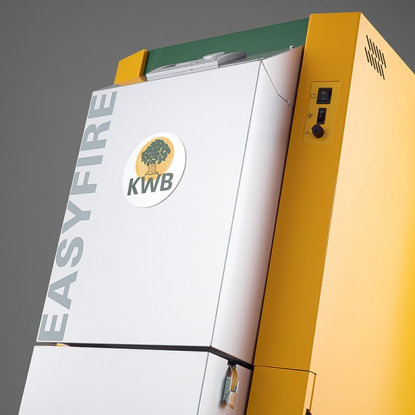 KWB Easyfire Wood Pellet Heating System