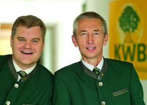 Stephan Jantscher and Erwin Stubenschrott